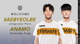 Seoul Dynasty signs Saebyeolbe and Anamo