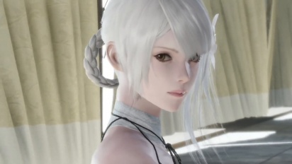 Nier Replicant ver.1.22474487139... - Opening Movie Replicant Version